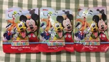Micky Mouse Clubhouse Figures Set Of 3 Fisher Price New Unopened.