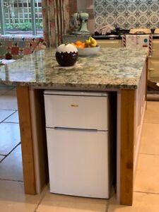 granite kitchen island used
