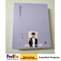 BTS Memories Of 2018 Photo Book +DVD Full Set J-Hope + Free Express