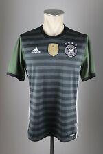 Deutschland Trikot 2016 Gr. M Adidas DFB Away Shirt Germany Wendetrikot