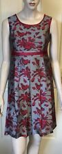 Unbranded Satin Floral Regular Size Dresses for Women