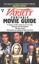 Variety Portable Movie Guide by Derek Elley