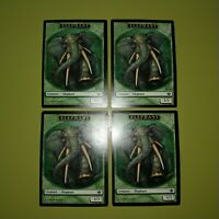 1 PreCon FOIL Garruk Wildspeaker Green Duel Decks Garruk vs Liliana Mtg Magic