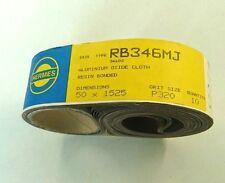 Hermes RB346MJ 50 X 1525mm grano 320 Cinturón De Pulido-Paquete de 10