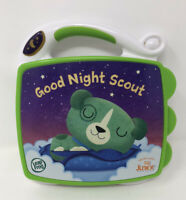 Leapfrog Good Night Scout Interactive Book Toy Preschool/baby Batteries Included