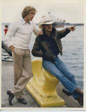 Simon and imon TV series vintage 8x10 photo Jameson Parker Gerald McRaney