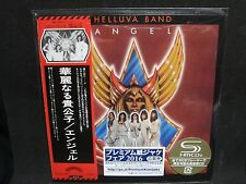 ANGEL Helluva Band Japan Mini LP SHM CD 1976 2nd UICY-78059 Greg Giuffria 2017