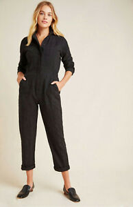 Anthropologie The Odells Machina Utility Jumpsuit (small) retail $345