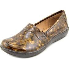 Zapatos planos de mujer mocasines color principal marrón talla 37