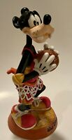 Vintage Walt Disney World Disneyland GOOFY Basketball Bobble Head Figurine
