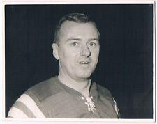 Original Quebec Aces Hockey Jean-Jacques Pichette Photo