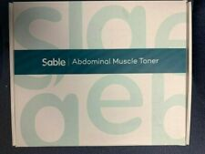Sable Abdominal Muscle Toner with Remote Control, Model Sa-Pca013