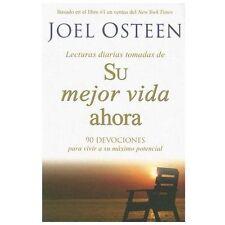 Lecturas Diarias De Su Mejor Vida Ahora (Spanish Edition)