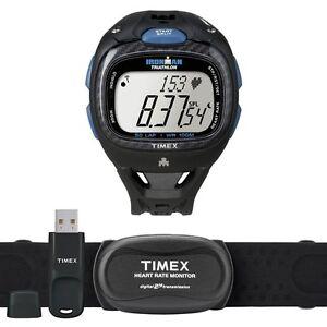 Timex Ironman Triathlon Race Trainer Pro T5K489 Pulse-Data - USB