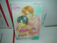 Manga Hate to Love You 1 by Makoto Tateno Sealed 18+ Yaoi