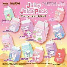 Ibloom Squishy MINI Juicy Juice Pack Box FULL SET BOX 12 PCS Squishies NEW