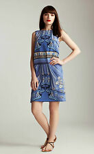 Alice By Temperley Multicolor Mini Petipa Dress Size UK 8 RRP £ 395 ....#*4