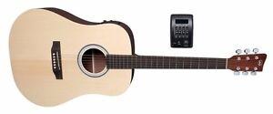 VGS RT-1 E Westerngitarre inkl. Pickup NEU!