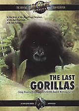 Last Gorillas DVD Jules Verne Documentary