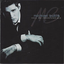 Michael Bublé – Call Me Irresponsible (CD w/13 Tracks + Bonus DVD-NTSC)-JAZZ