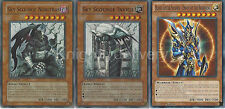Yugioh Sky Scourge Budget Deck - Norleras - Invicil - Luster Soldier - 40 Cards