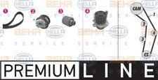 8MP 376 810-841 HELLA Water Pump & Timing Belt Set