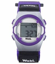 Montre vibrante 8 alarmes Wobl Violet