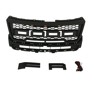 Ford Explorer Grille Replacement Front Grill 2016 2017 2018, Black New