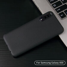 Shockproof Clear Silicone Case For Samsung A50