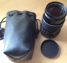 Carl Zeiss Jena DDR MC S Sonnar f/3.5 135 mm Prime Objectif photo-M42 mount