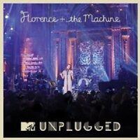 "FLORENCE + THE MACHINE ""MTV UNPLUGGED: FLORENCE + THE MACHINE"" CD NEU"