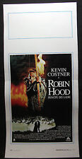 LOCANDINA CINEMA - ROBIN HOOD IL PRINCIPE DEI LADRI - K. COSTNER -1991-AVVENTURA