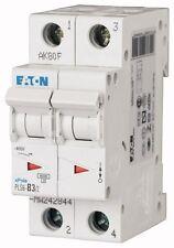 PLS6-C3/2-MW 242870 EATON MOELLER Magnetotermico 2p 3A 6KA curva C PLS6-C3 / 2