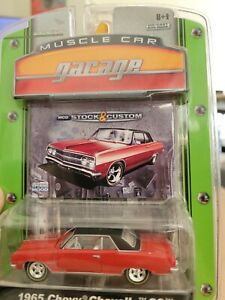 Muscle Car Garage 1965 Chevy Chevelle SS