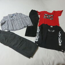 Boys 5 Pce Clothing Lot - Mexx, DC , H&M & Appaman Grouping Size 5 Years