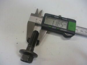 2. Honda XL 500S Pd 01 Bj.80 Polradschraube M12 Alternador Tornillo Rotor