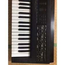 Roland D-50 Digital Linear Synthesizer Keyboard 61 Key Vintage 1987 junk black