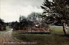 Ranmore Common near Dorking. Tea Gardens & Church by RAP Co.