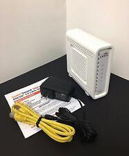 ARRIS Motorola SB6141 Surfboard Cable Modem DOCSIS 3.0 - COMCAST/XFINITY-TWC-COX