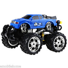 Huanqi 629 40Mhz 1:16 Scale Remote Control Crazy Car Racing Vehicle Blue