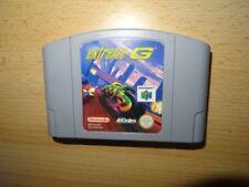 Videojuegos de carreras de nintendo 64 PAL