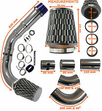 K&N TYPE UNIVERSAL PERFORMANCE COLD AIR FEED INDUCTION INTAKE KIT – Vauxhall 2