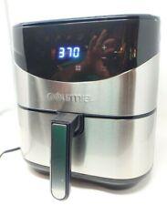 Gourmia 6-Qt. Stainless Steel Digital Air Fryer Model GAF 685.