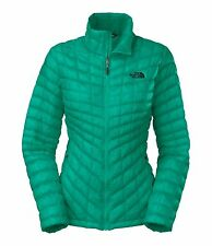 The North Face Women's Thermoball Full Zip Jacket (Kokomo Green CTL4EY3)