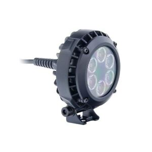 Bikeit Adventure Spot Light Extreme With Power Led For Motorcycle Motorbike