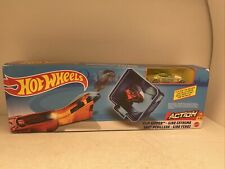 Hot Wheels Die-cast Car Action Flip Ripper Toy Track Play Set With Car New