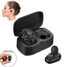 True Wireless Bluetooth Earbuds Headset In Ear Stereo Headphones Handsfree Call