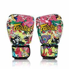Gants de Boxe Fairtex URFACE X Kickboxing Muay thai K1 MMA Savate