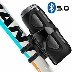 NEW Avantree Portable Bluetooth Bike Speaker w Bicycle Mount & SD Card Slot