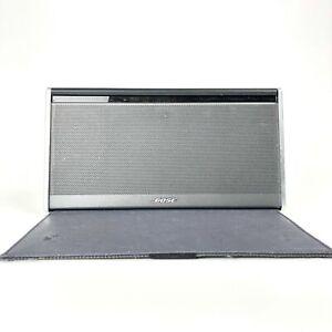 Bose SoundLink 404600 Wireless Bluetooth Nylon Mobile Speaker - Black